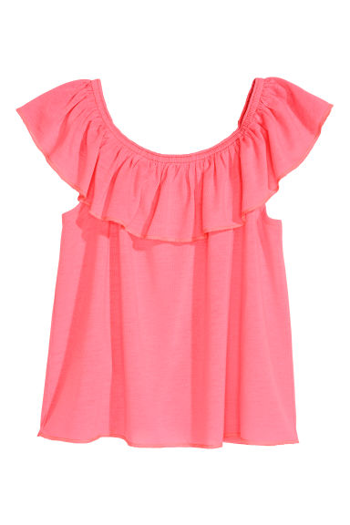 Top - Rosa neon -  | H&M CH