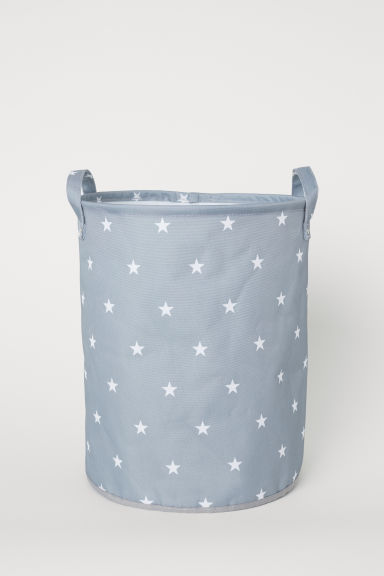 Storage Basket - Gray/Stars - Home All | H&M US