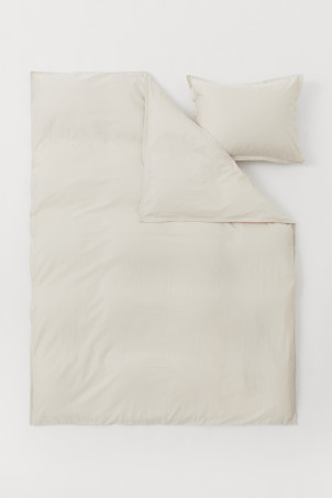 Copripiumino Satin.Sleep Tight The Bed Linen Quality Guide H M Ch