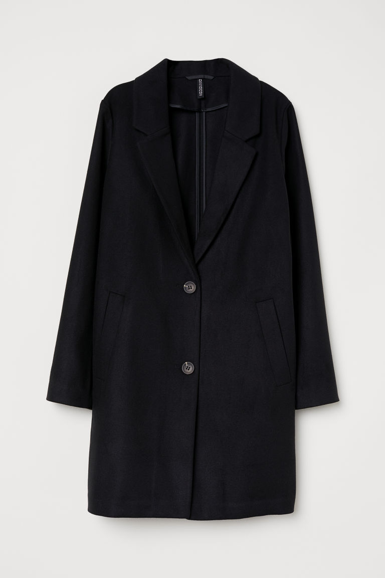 Coat - Black -  | H&M