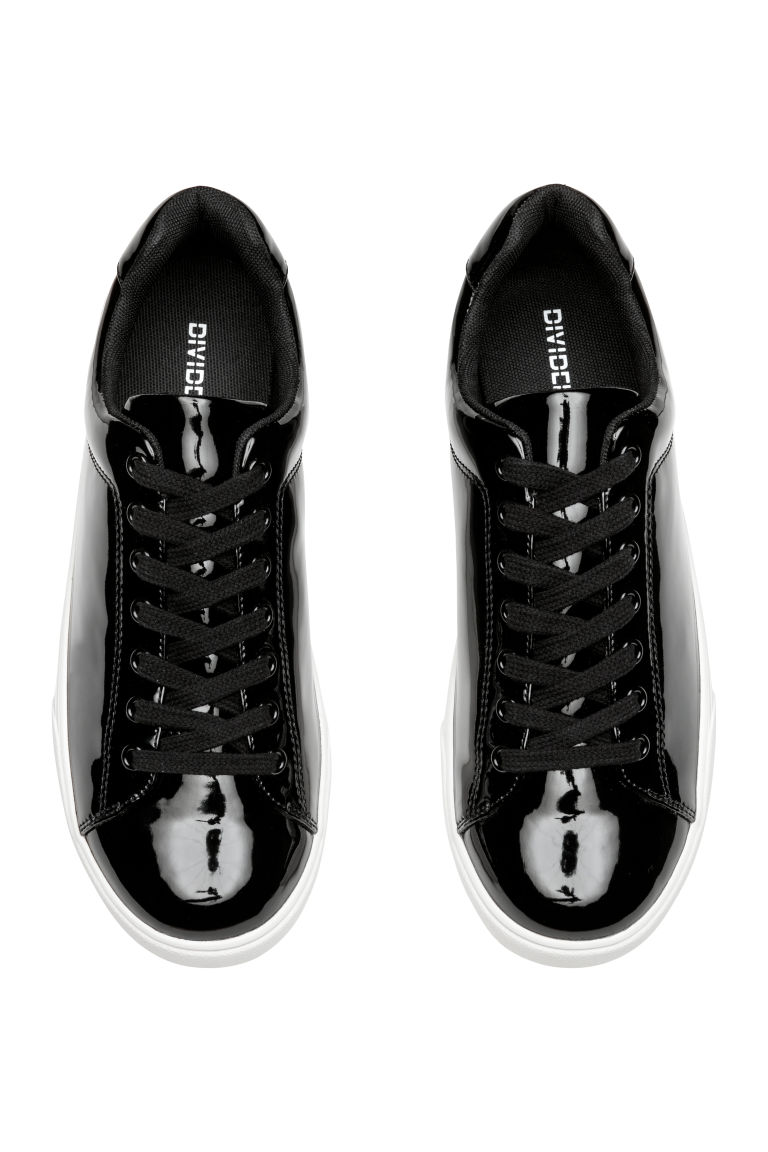 Trainers - Black/Patent -  | H&M CN
