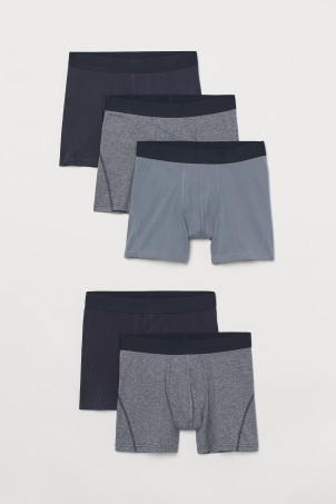 5-pack mid trunks
