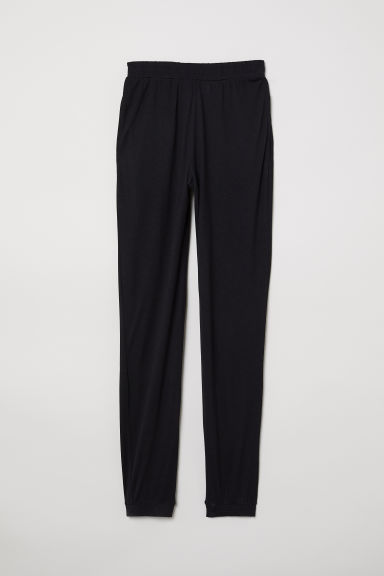 Pull-on trousers - Black - Ladies | H&M CN