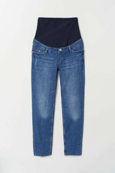 MAMA Boyfriend Jeans - Blu denim - DONNA | H&M IT