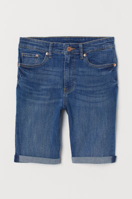 reunirse 3ad58 5bcb0 Pantalones Cortos de Mujer Online   Shorts Mujer   H&M ES