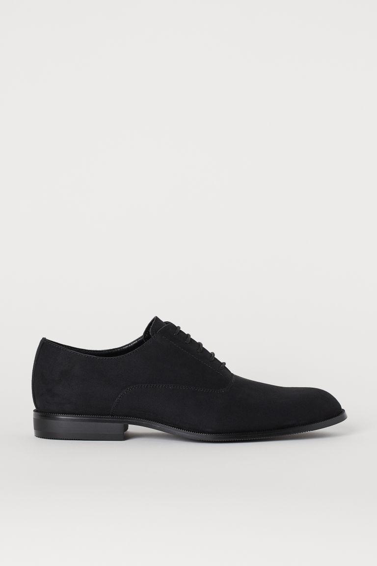 72a81253d90db2 Oxford Shoes - Black - Men | H&M US
