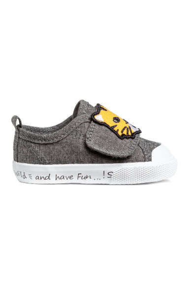 Sneakers - Grigio scuro -  | H&M IT
