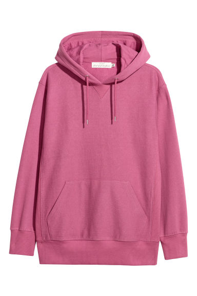 Sweat à capuche - Rose -  | H&M FR