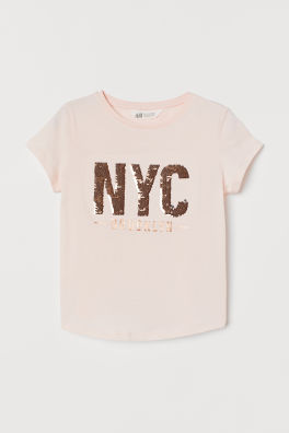 bc8fd80f Tops For Girls 8-14 Years | T-Shirts & Tanks | H&M US