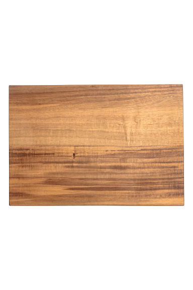 Large wooden chopping board - Natural -  | H&M IE