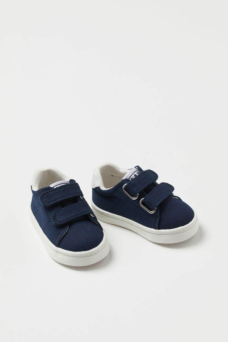 Sneakers - Dark blue -  | H&M US