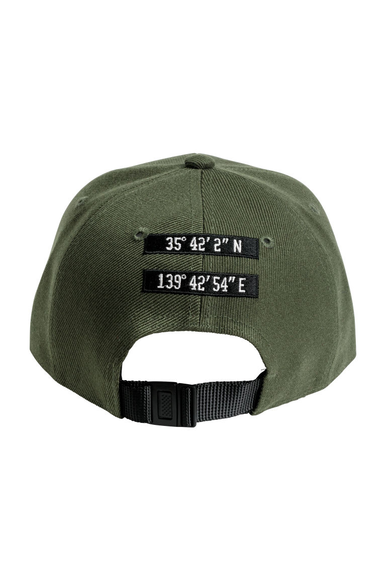Gorra con bordado - Verde/New York City - NIÑOS | H&M ES