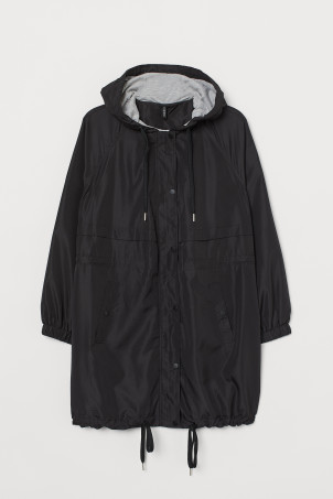 H&M+ Hooded parka