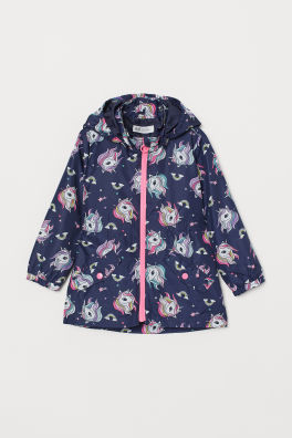 c4d90a1b7 Girls' Jackets, Raincoats & Waterproof Trousers | H&M GB