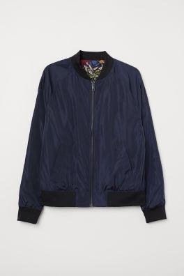 2c08ed961a4c6e Giacche e cappotti uomo - Per ogni stagione e stile | H&M IT
