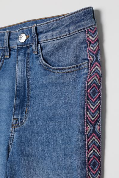 H&M - Super Skinny High Jeans - 2