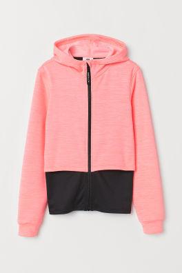 Dievčenské športové oblečenie f8c80cfefa8