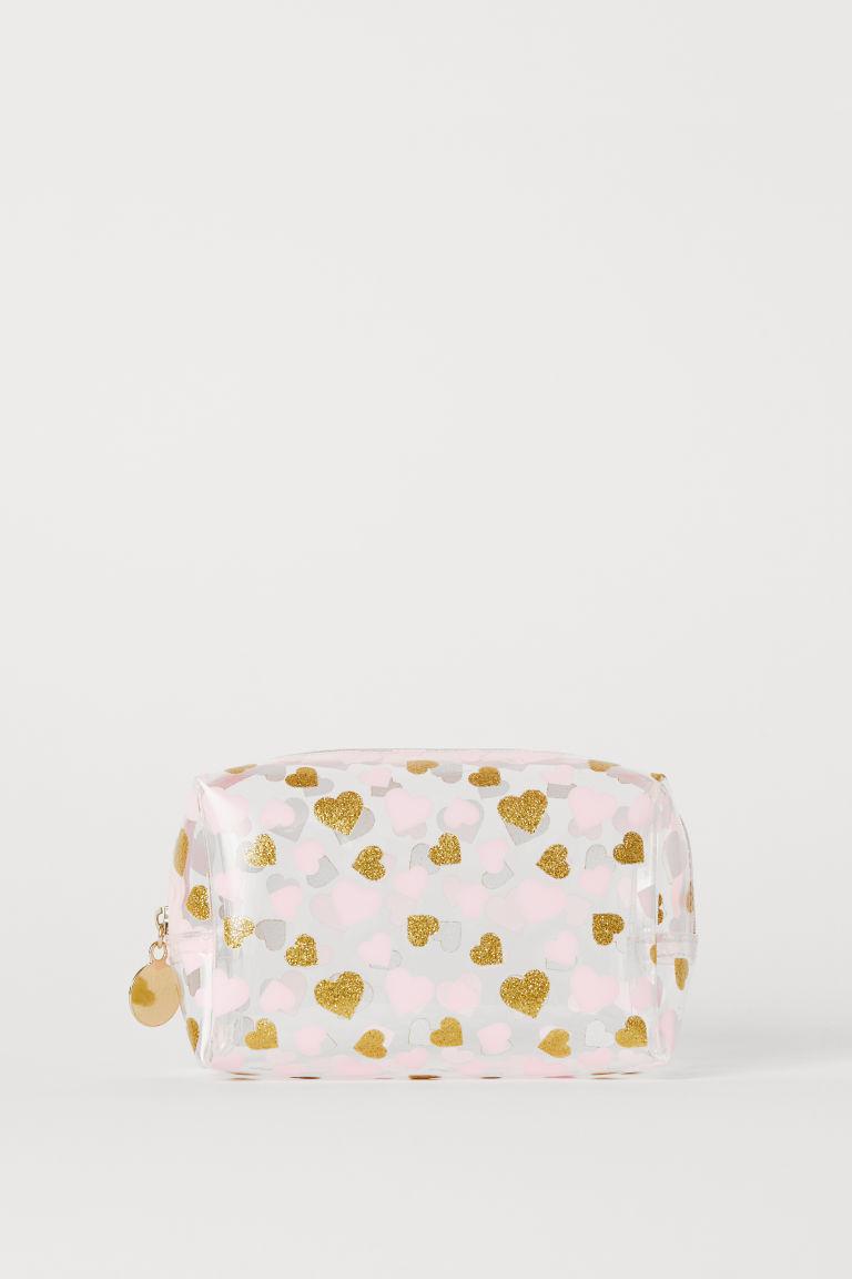 Transpa Makeup Bag