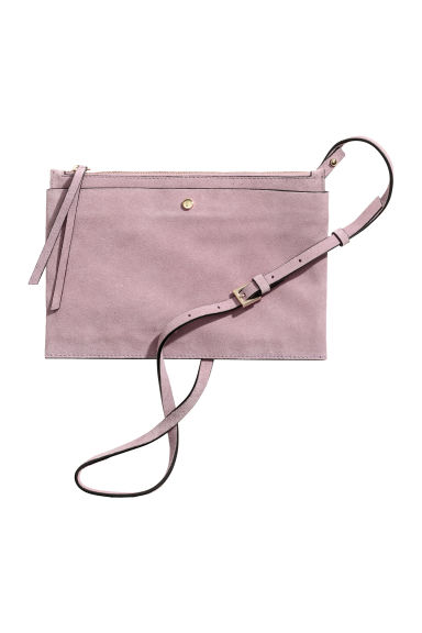 Shoulder bag - Light purple -  | H&M