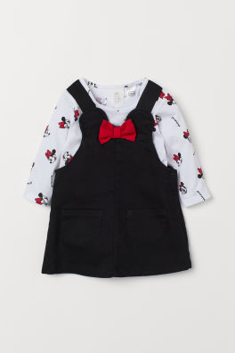 839a6210bf54e Baby Girl Clothes - Shop for your baby online | H&M US