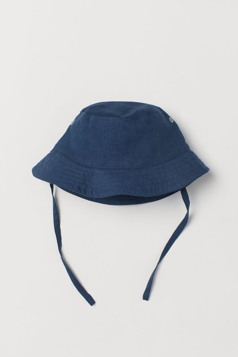 Sun hat - Dark blue - Kids | H&M