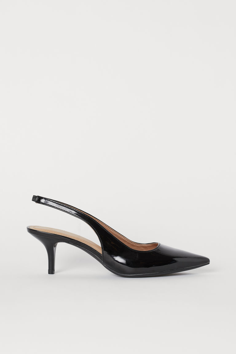Slingbacks - Black - Ladies | H&M GB