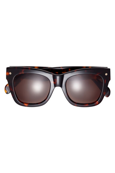 Polarised sunglasses - Tortoiseshell-patterned -  | H&M