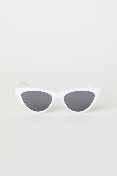 Sunglasses - White - Ladies | H&M