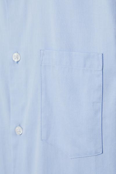 H&M - Camisa Oxford algodón premium - 6