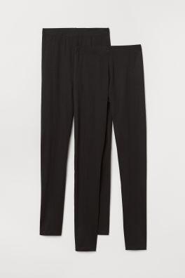 Naisten housut ja leggingsit – osta hm.comista  bec46f43b1