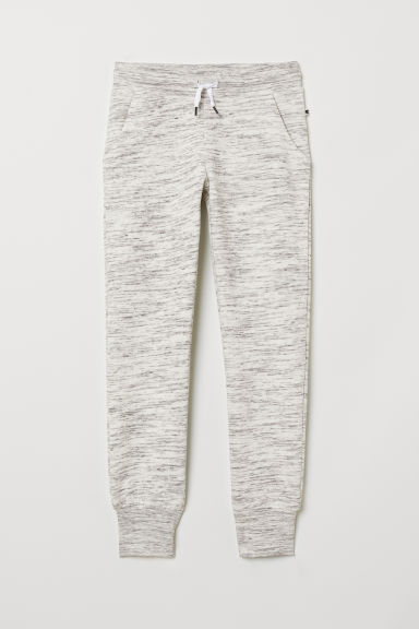 Joggers - Grey marl - Kids | H&M