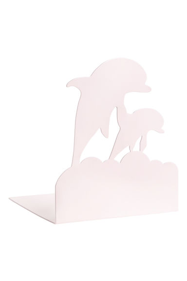 Metal bookend - Pink -  | H&M GB