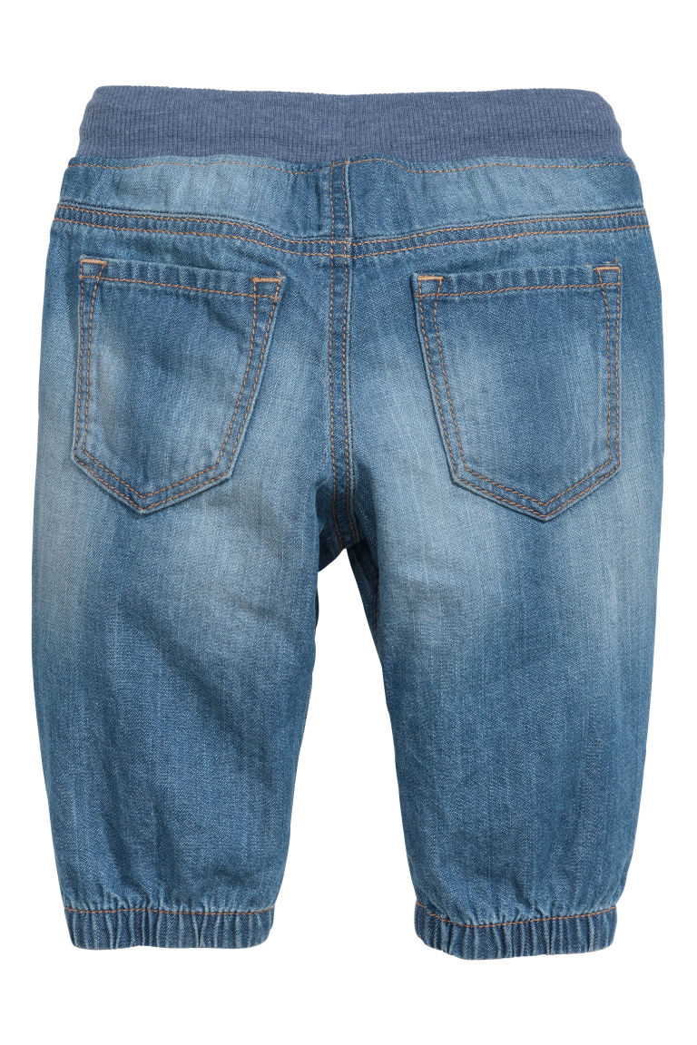 Pantalon en denim - Bleu - ENFANT | H&M BE