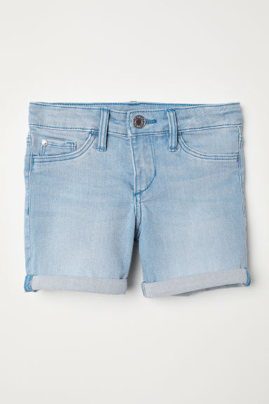 Denim shorts - Blue - Kids | H&M