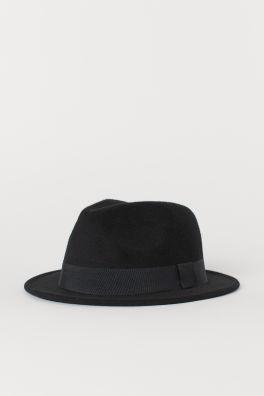 Sombrero de fieltro 247ec7c840b