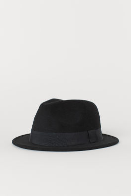 Sombrero de fieltro 4842b763783