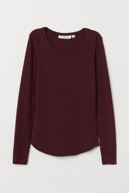 Women s Long Sleeve Tops - Shop fashion online  64ddfd53e5e