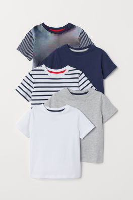 4bc070280 Boys Tops & T-shirts - 1½ - 10 years - Shop online | H&M GB