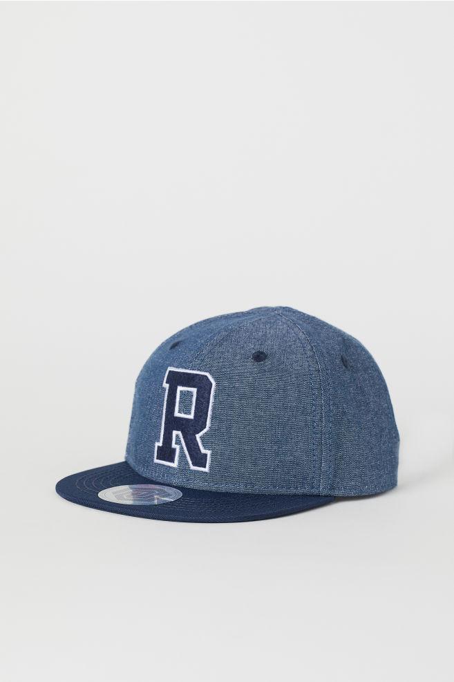 Gorra con bordado - Azul - NIÑOS  a7219e25f85