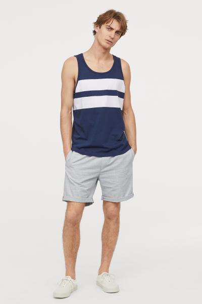 H&M - Vest top with a motif - 1