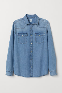 954291d4 SALE - Men's Shirts - Shop Men's clothing online | H&M US
