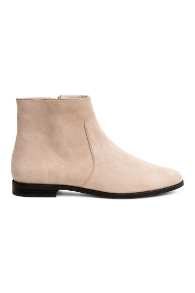 Ankle boots - Beige - Ladies | H&M IE