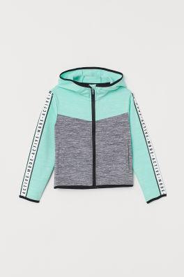 28192056 Sportstøy til jente – str 134-170 – shop online | H&M NO