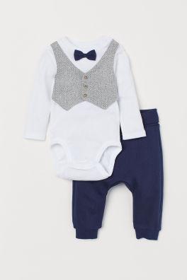 f8b6be1d0b H&M – újszülöttruházat online és üzleteinkben | H&M HU