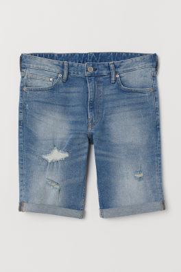 563019954582 Jeans Shorts - Shop Men's clothing online | H&M US