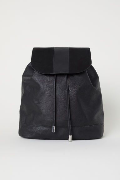 Backpack - Black - Ladies | H&M CN