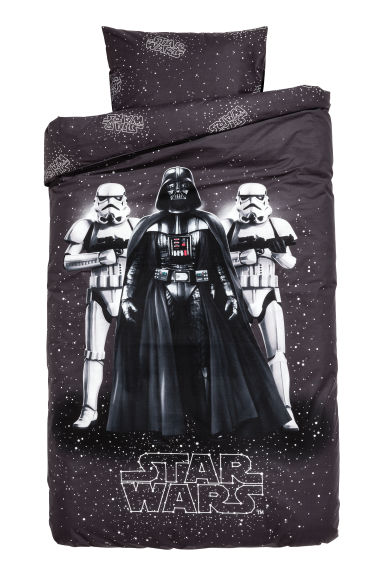 Set copripiumino fantasia - Nero/Star Wars -  | H&M IT