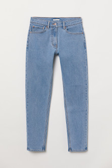 High Ankle Jeans