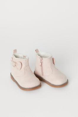 5b2438e66cb22 Baby Girl Shoes - 4-24 months - Shop online | H&M GB