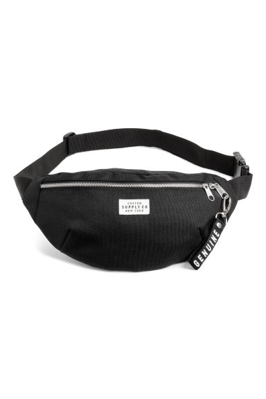 1995704260f9 Waist bag - Black - Men